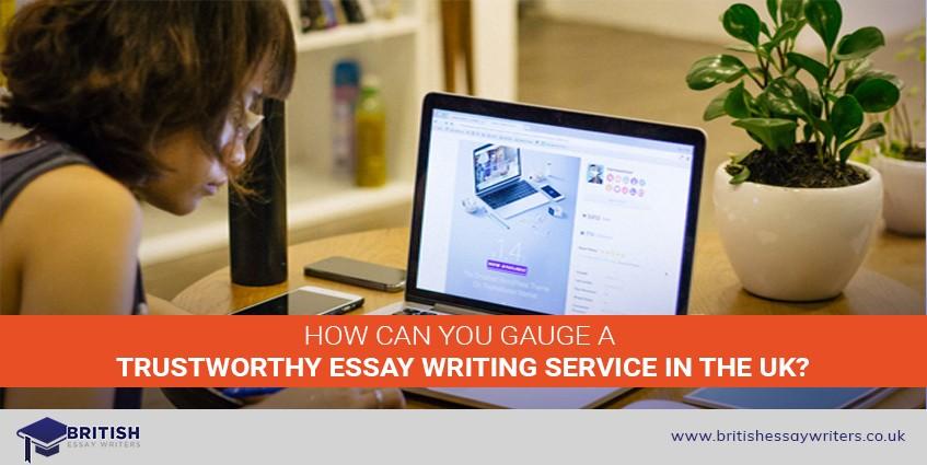 trustworthy essay writing service